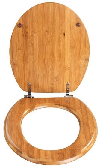 Καπάκι τουαλέτας Wenko Bamboo