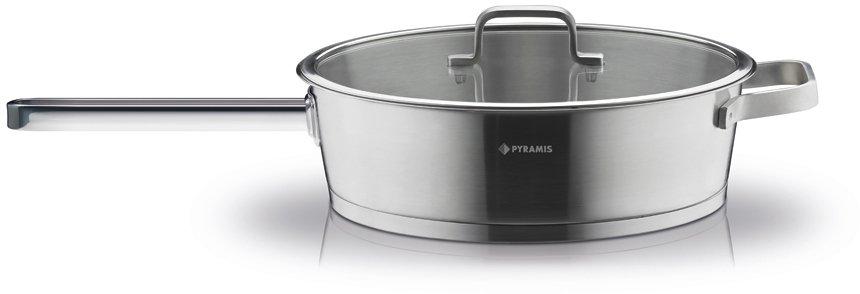 Ανοξείδωτο τηγάνι Pyramis Pure Line S-28