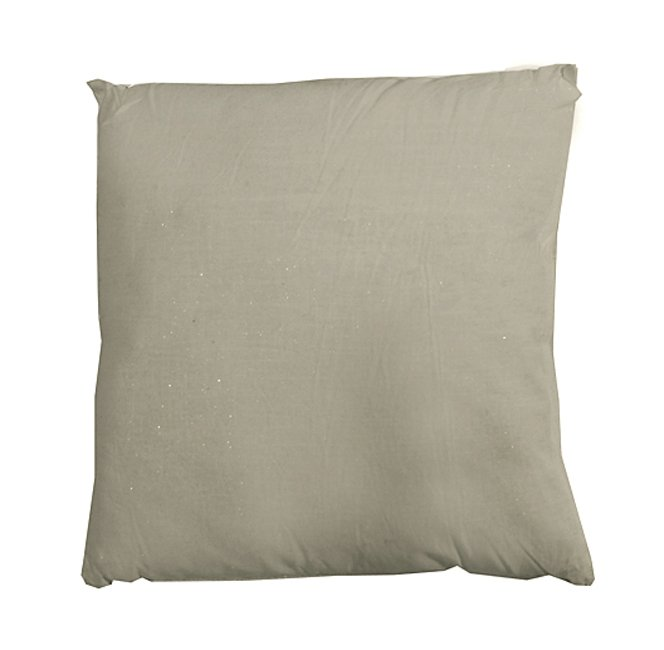 Μαξιλάρι Λινο/Viscose Λευκό Ιριζε (Μήκος: 45 Βάθος: - Ύψος: 45)