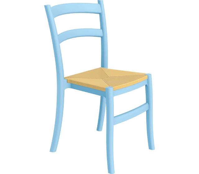 Καρέκλα Siesta Tiffany/s-Μπλε