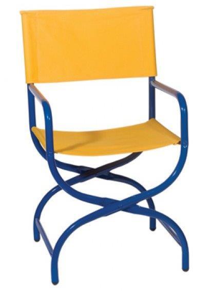 Καρέκλα σκηνοθέτη Tina (Μήκος: 51 Βάθος: 47 Ύψος: 88)