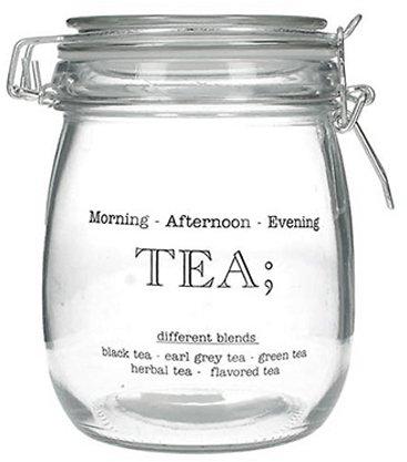 Βάζο με καπάκι Tea