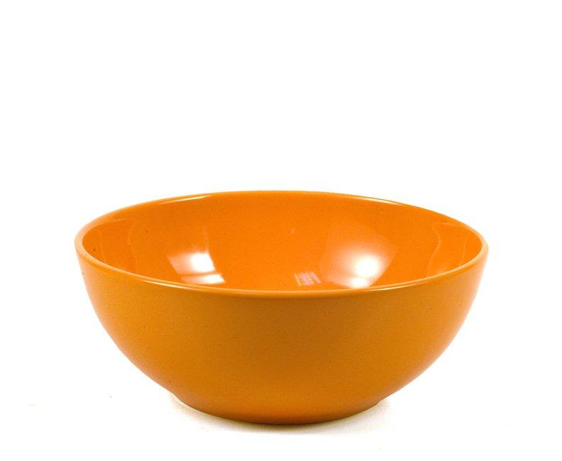 Σαλατιέρα Stoneware -Πορτοκαλί