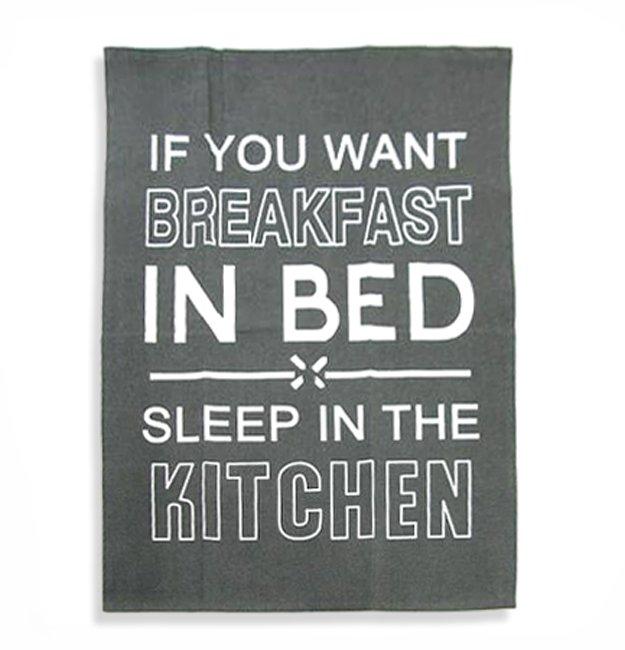 Πετσέτα «Breakfast»