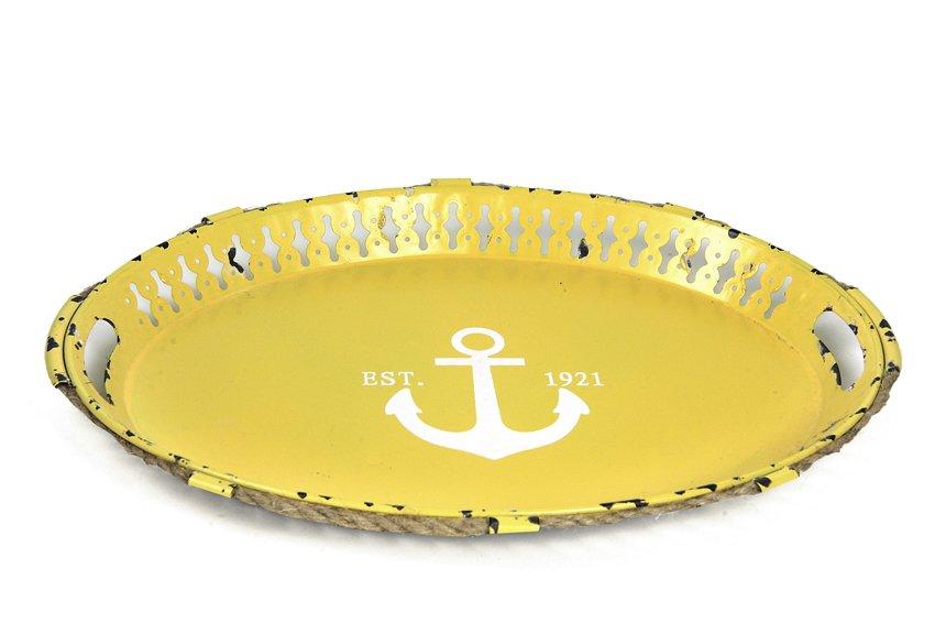 Δίσκος σερβιρίσματος με ναυτικό σχέδιο