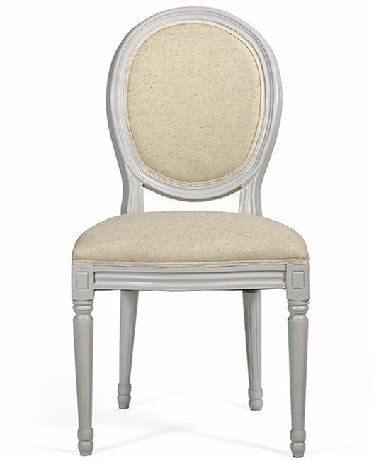 Καρέκλα Louis Γκρι