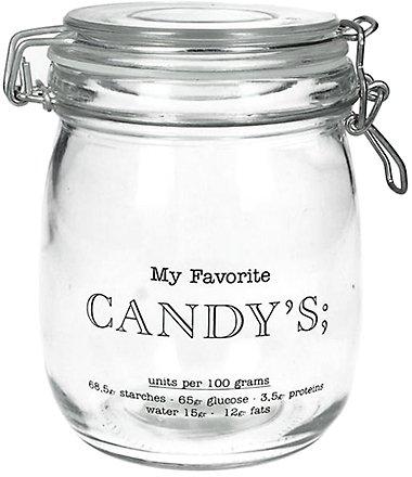 Βάζο με καπάκι Candy's