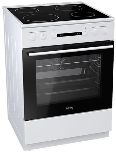 Κουζίνα Körting 729251 Κεραμική KEC6151WPG