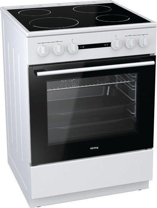 Κουζίνα Körting 729339 Κεραμική KEC6141WG