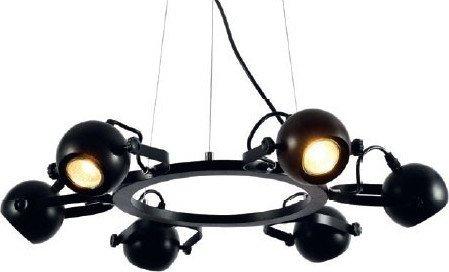 Φωτιστικό οροφής πολύφωτο Norine