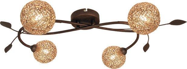 Φωτιστικό οροφής Viokef Sissy 4φωτο
