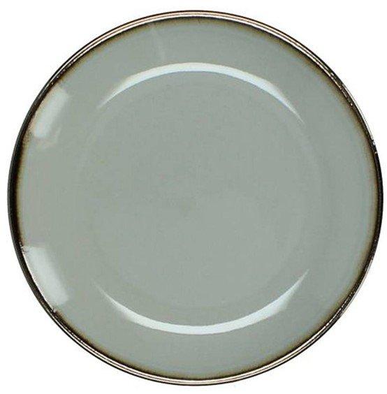 Πιάτο εμαγιέ stoneware με φινίρισμα enamel