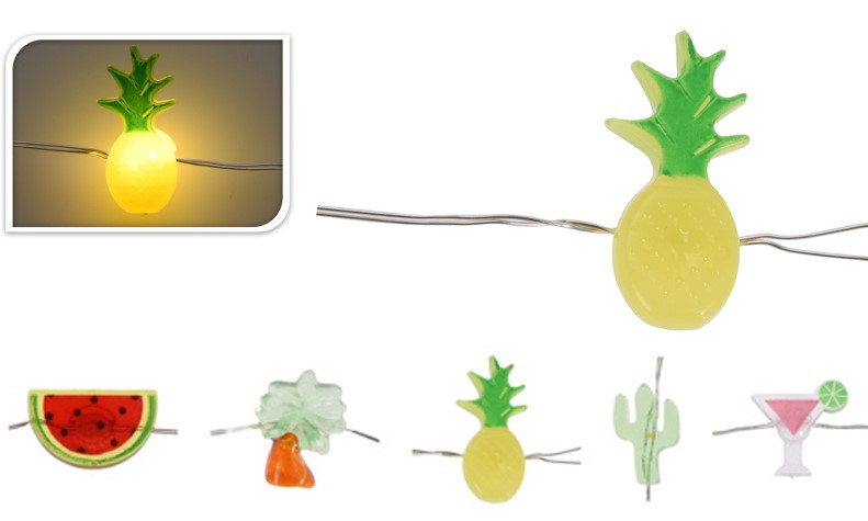 Led μπαταρίας Fruity