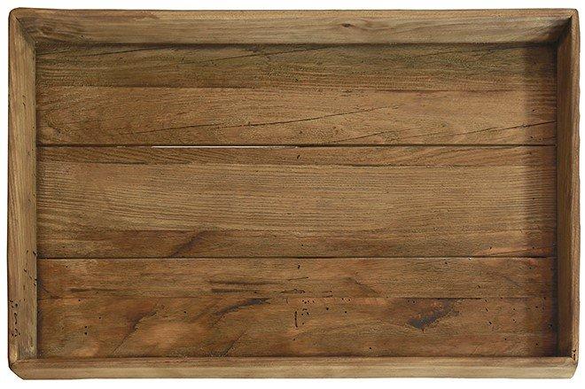 Δίσκος από μασίφ ξύλο