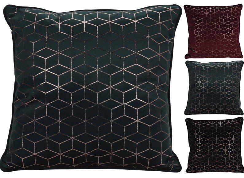 Μαξιλάρια από βελούδο Art Deco