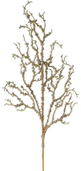 Κλαρί κοράλι με διαμαντάκια
