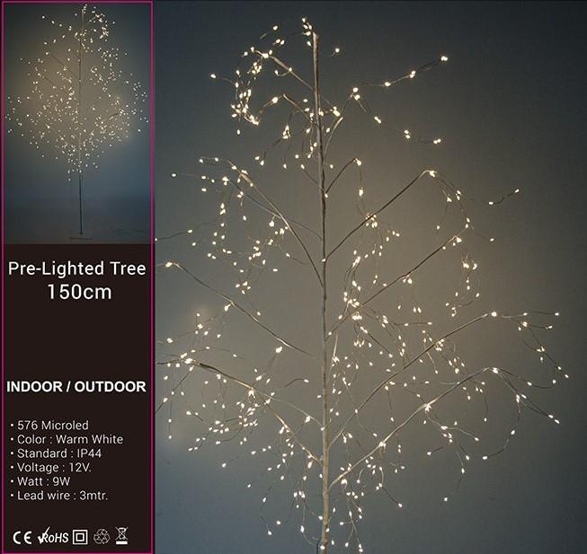 Φωτιζόμενο δέντρο Microled Bjork plus