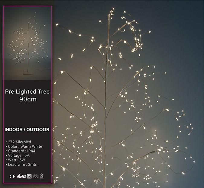 Φωτιζόμενο δέντρο Microled Bjork