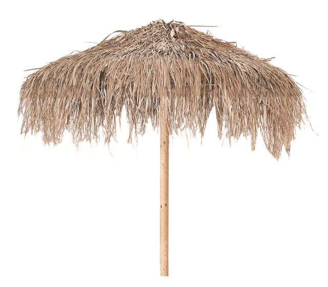 Ομπρέλα Με Χόρτο