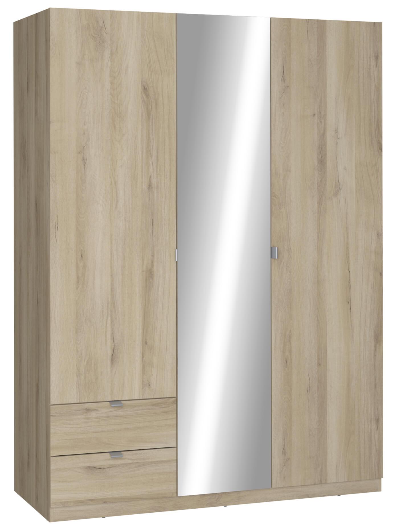 Ντουλάπα τρίφυλλη Merita