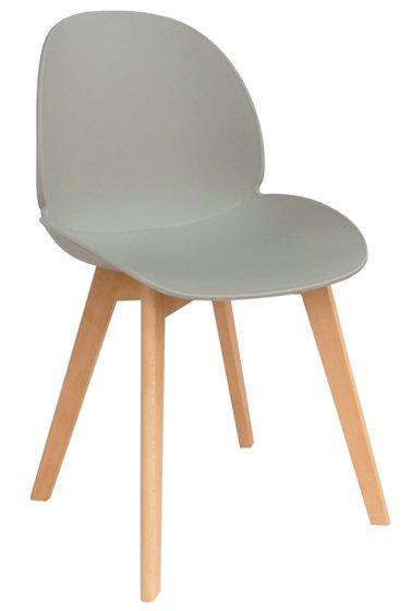 Καρέκλα Rimo-Γκρι