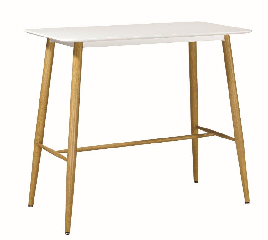Τραπέζι Bar Lavida-Λευκό