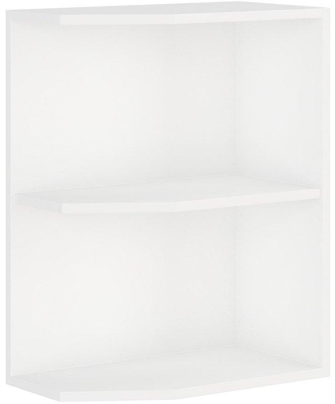 Επιδαπέδιο ντουλάπι με ράφια Fresco γωνιακό