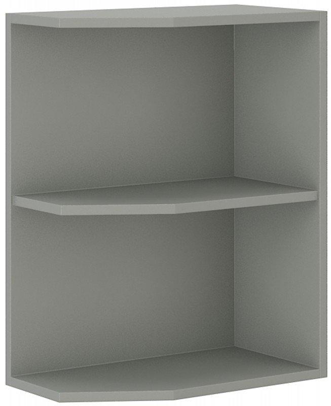 Επιδαπέδιο ντουλάπι με ράφια Ingrid γωνιακό