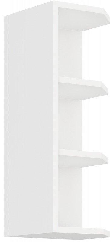 Επίτοιχο ντουλάπι με ράφια Fresco 30 γωνιακό