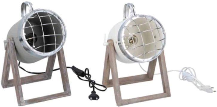 Επιτραπέζιο φωτιστικό Grundig E27 II