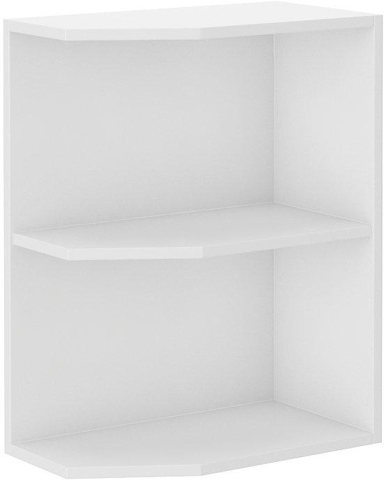 Επιδαπέδιο ντουλάπι με ράφια Shadow γωνιακό