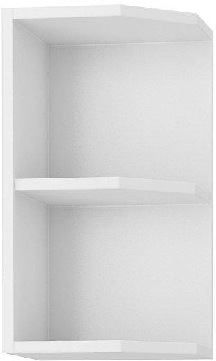 Επίτοιχο ντουλάπι με ράφια Shadow 30 γωνιακό
