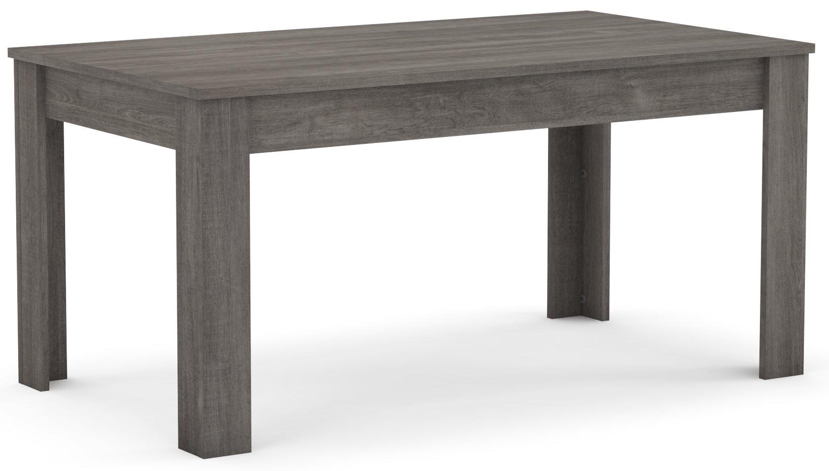 Τραπέζι Santino (Μήκος: 160 Βάθος: 90 Ύψος: 77,2)