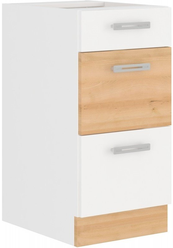 Επιδαπέδιο ντουλάπι Fresco 40 D 3S