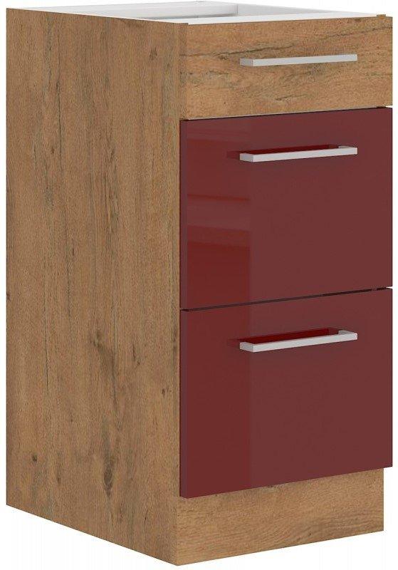 Επιδαπέδιο ντουλάπι Virgo 40 D 3S-Mporntw