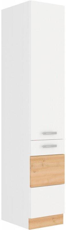 Επιδαπέδιο ντουλάπι ψηλό Fresco 40 DK
