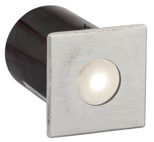 Χωνευτό Spot Viokef Royal SQ LED