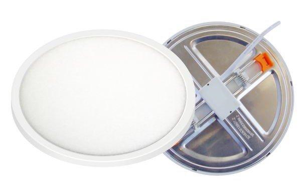 Φωτιστικό LED Panel 20W ρυθμιζόμενο