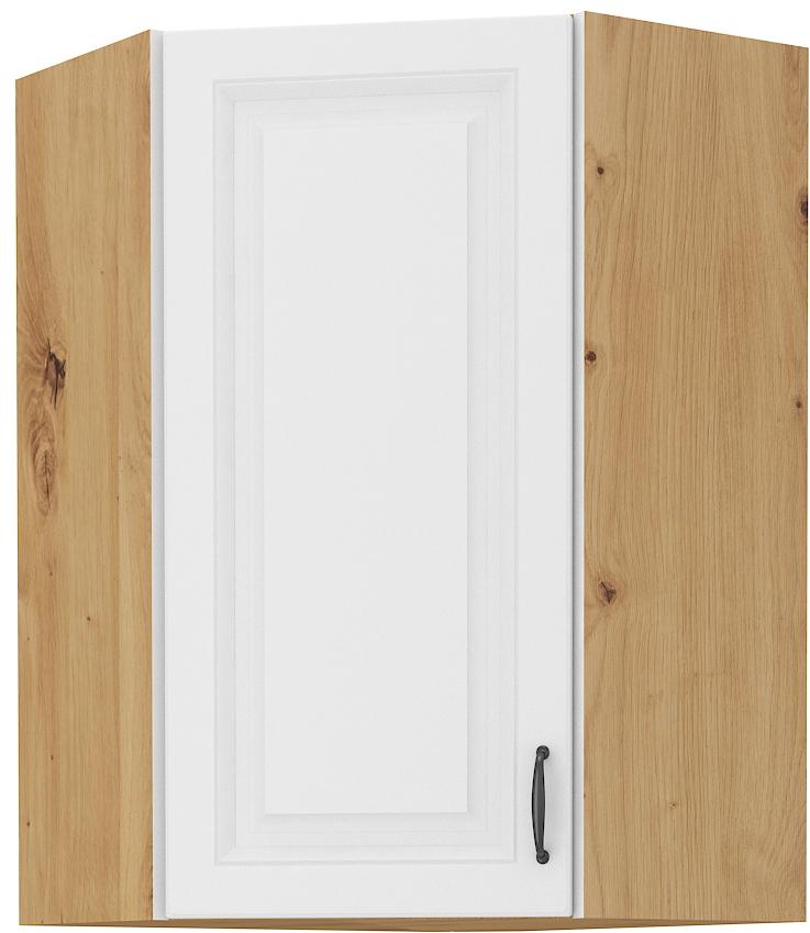 Κρεμαστό ντουλάπι γωνιακό Yvette GN 90