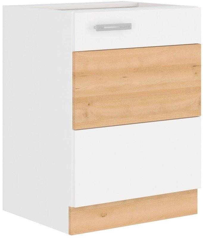 Επιδαπέδιο ντουλάπι Fresco 60