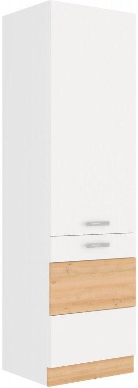 Επιδαπέδιο ντουλάπι ψηλό Fresco 60 DK