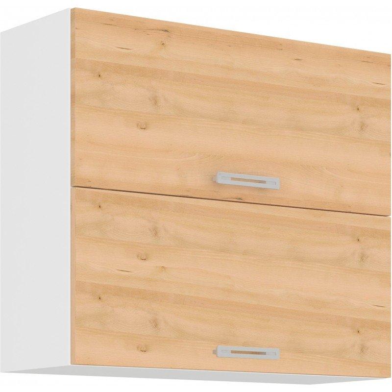 Επίτοιχο ντουλάπι Fresco 60 διπλό