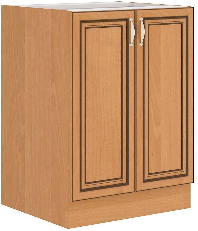 Επιδαπέδιο ντουλάπι νεροχύτη Barok 60 D