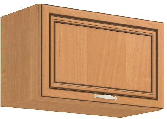 Κρεμαστό οριζόντιο ντουλάπι Barok 50