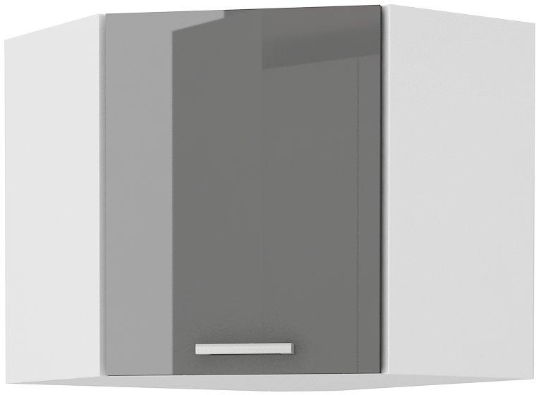 Κρεμαστό γωνιακό ντουλάπι Shadow