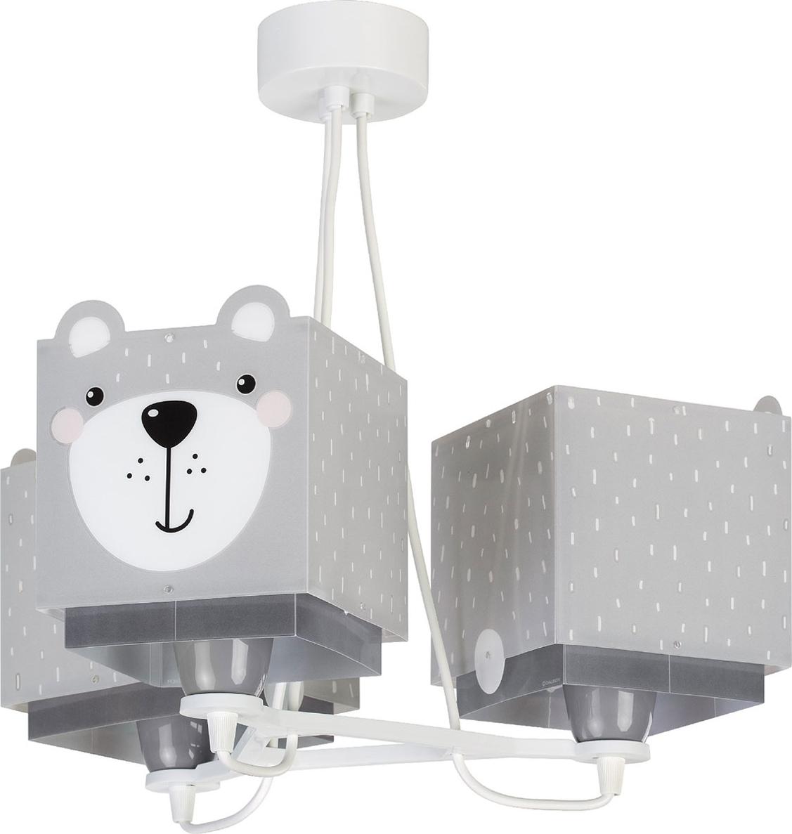 Φωτιστικό οροφής Ango Little Teddy 3φωτο