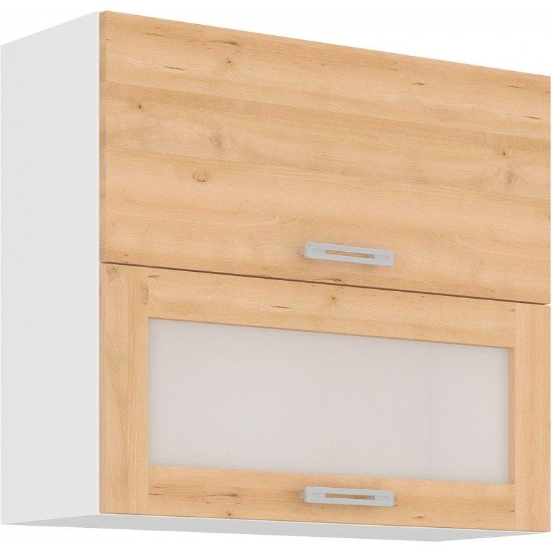 Επίτοιχο ντουλάπι Fresco 80 διπλό