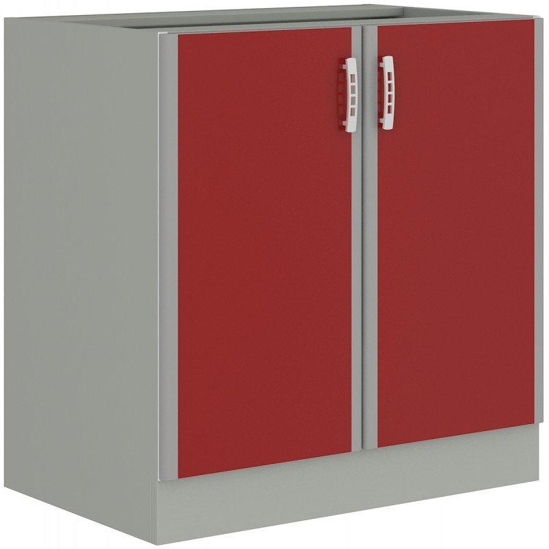 Επιδαπέδιο ντουλάπι νεροχύτη Velvet 80 ZL