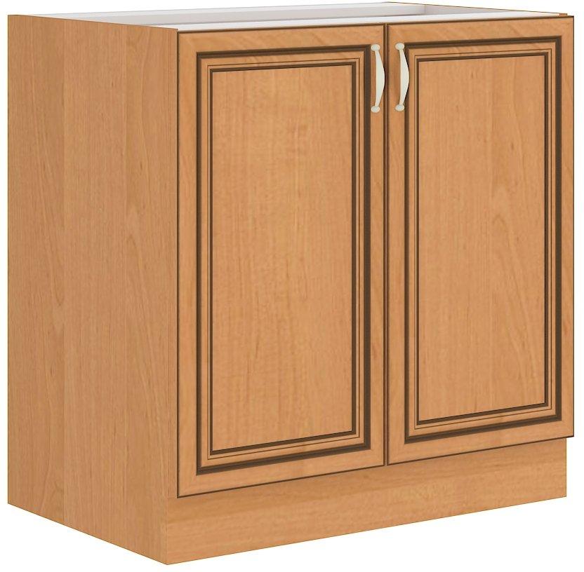 Επιδαπέδιο ντουλάπι νεροχύτη Barok 80 D