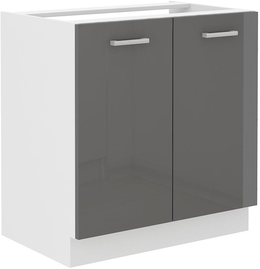 Επιδαπέδιο ντουλάπι νεροχύτη Shadow 80 ZL